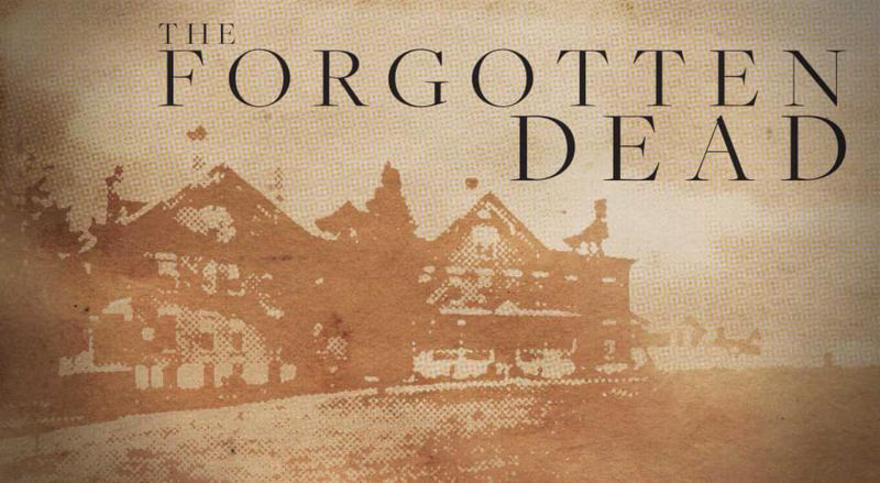 movie poster for The Forgotten Dead